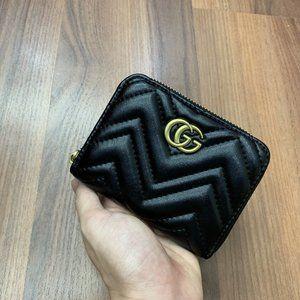 Zip Around Wallet 100% Handmade